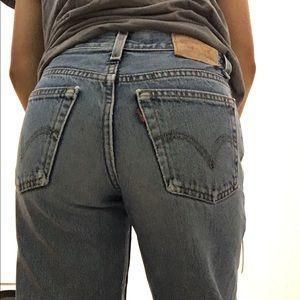 Levi's Jeans - - Levi's 550 Jeans -